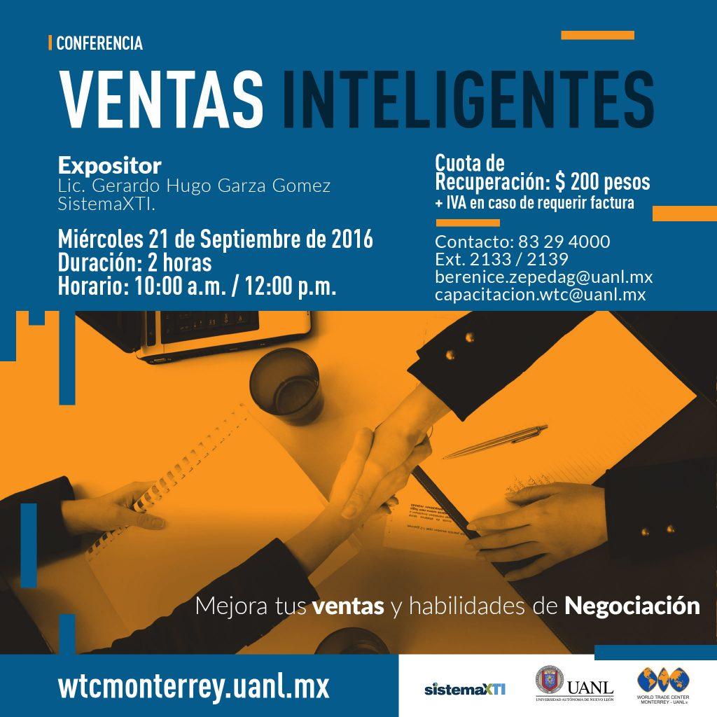 Conferencia: Ventas Inteligentes