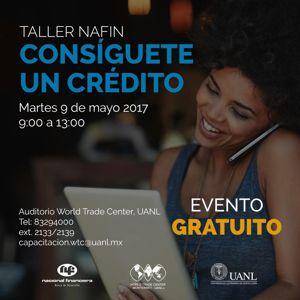 Taller NAFIN: Consíguete un crédito