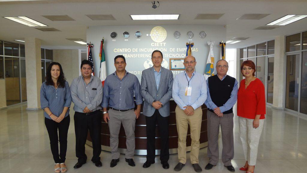 Visita el Rector de la Universidad Nacional de Catamarca al WTC Monterrey UANL