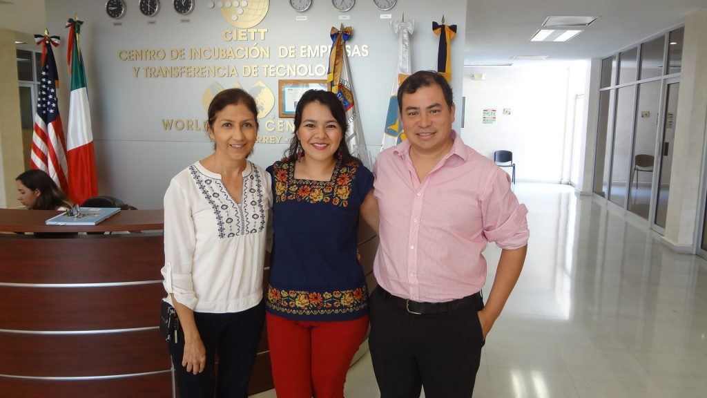 Visita Erik Alvarez Ortegón el WTC Monterrey UANL