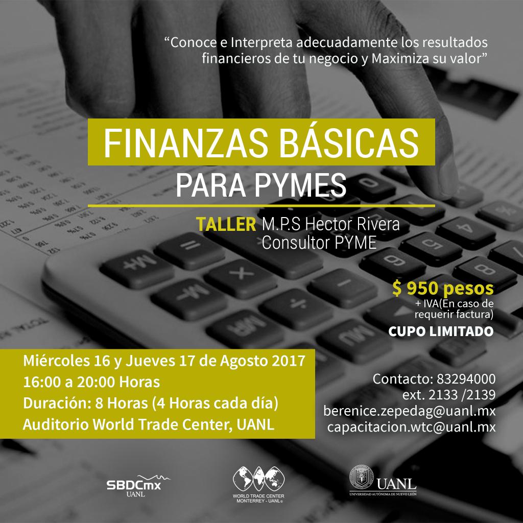 Finanzas Básicas para PYMES