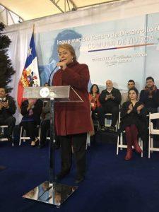 Inaugura Chile su Centro para el Desarrollo de Negocios (SBDC)