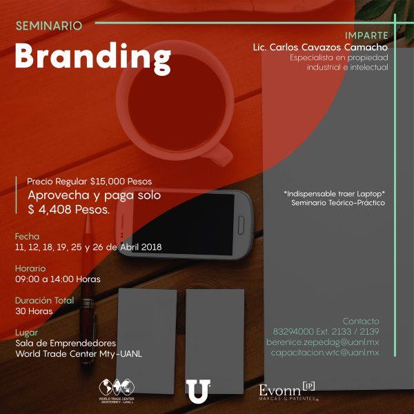 Seminario en Branding