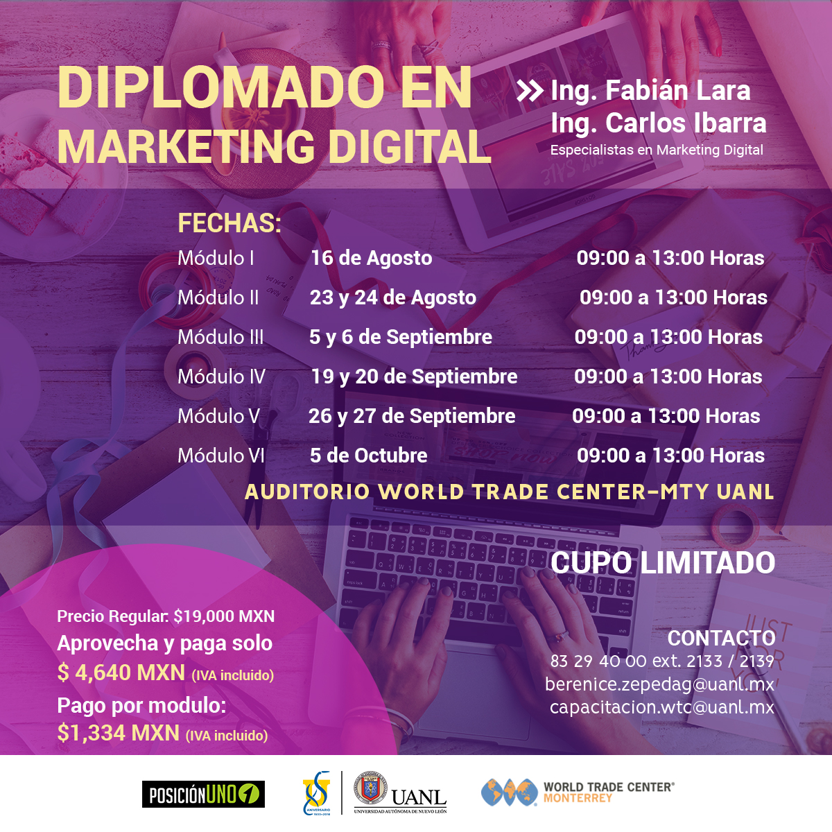 Diplomado de Marketing Digital 2018