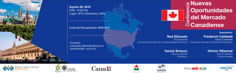 Nuevas oportunidades del Mercado Canadiense