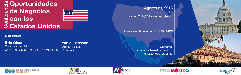 Oportunidades de Negocios con los Estados Unidos