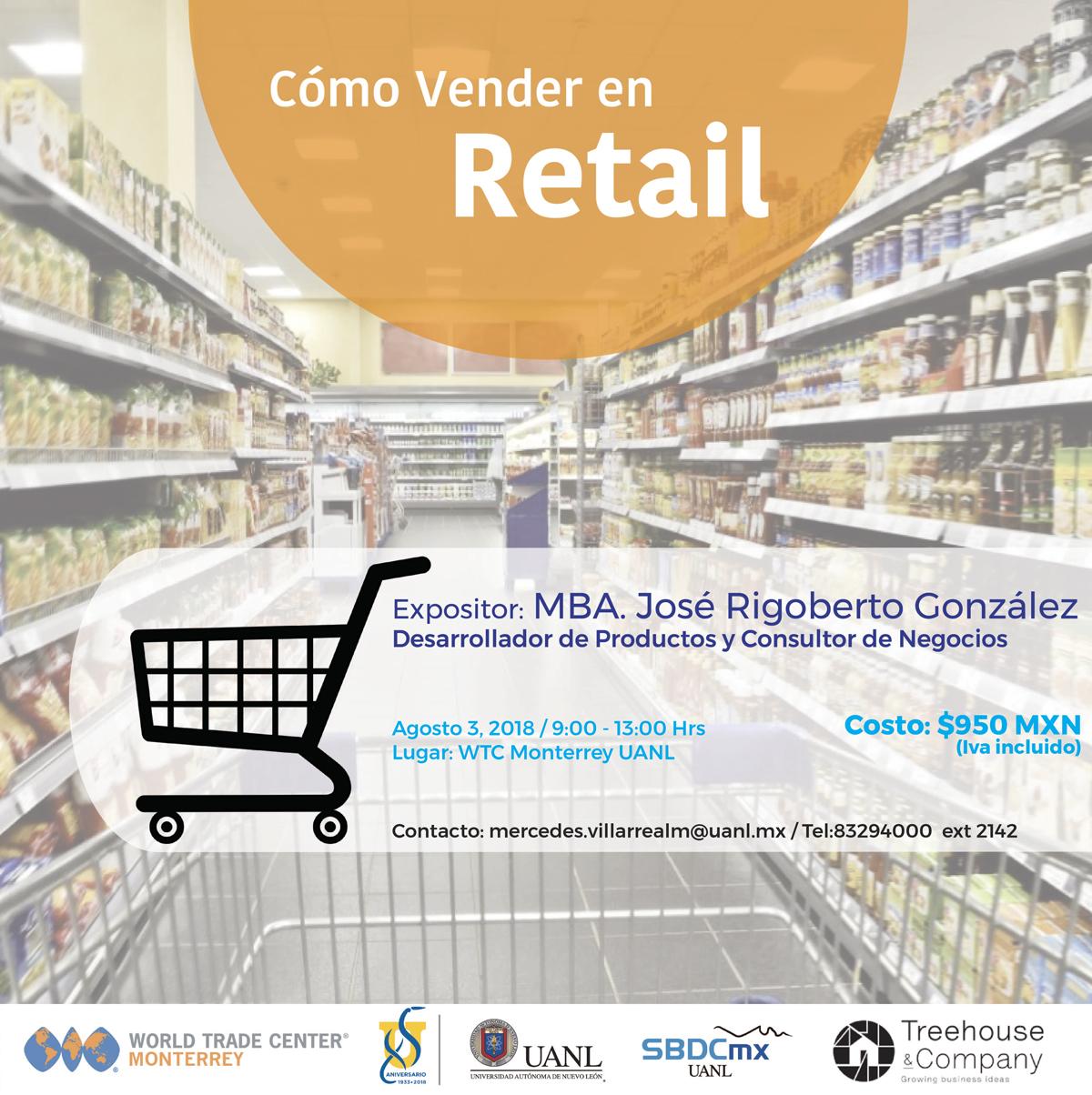 Taller: Cómo vender en Retail