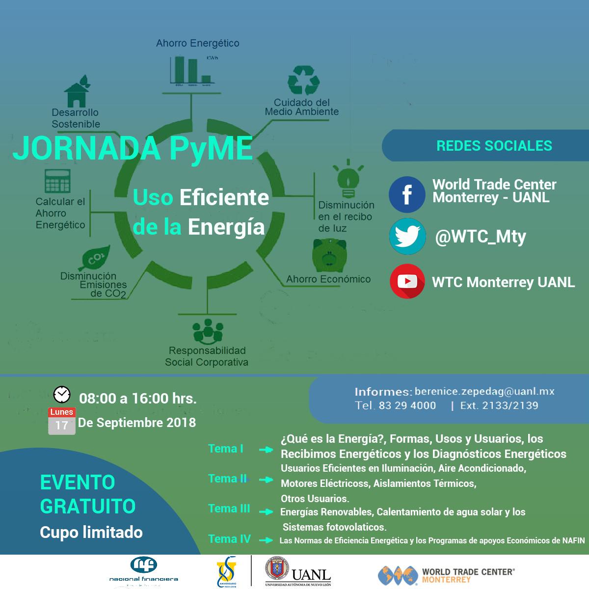 Jornada PYME-Eficiencia Energetica