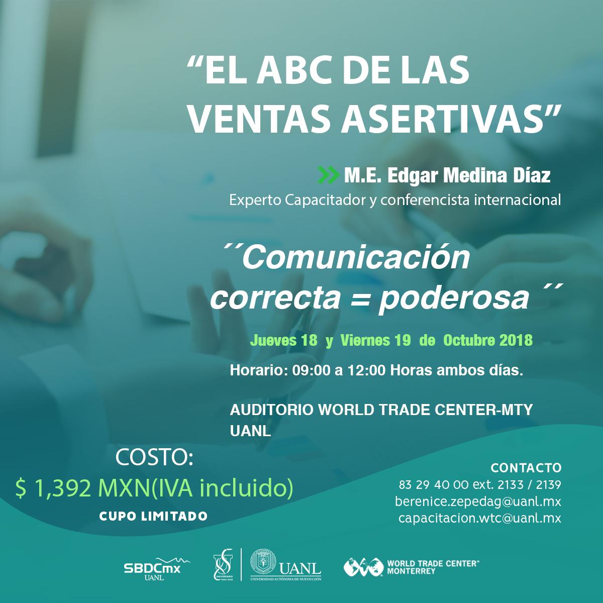 Taller: El ABC de las Ventas Asertivas