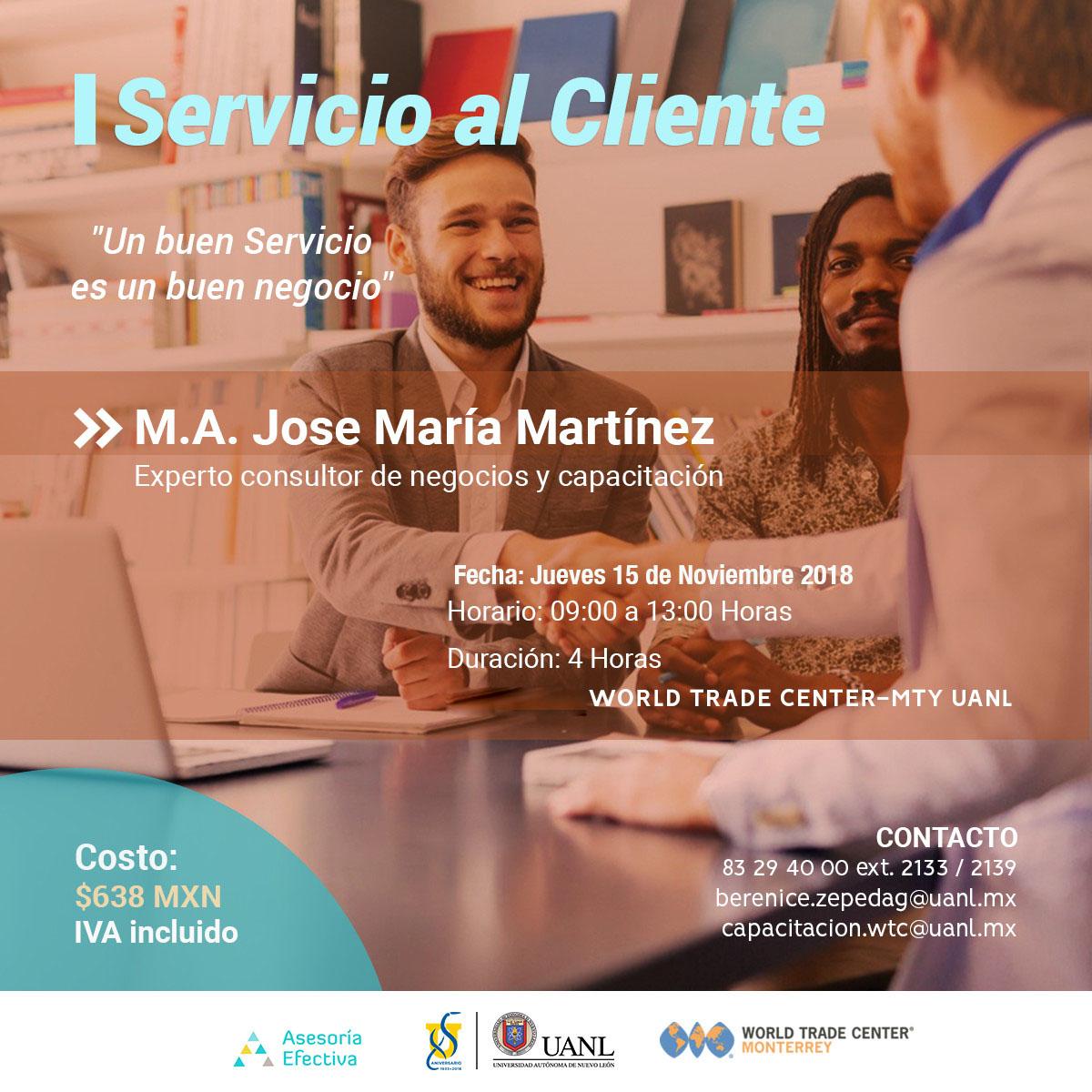 Taller: Servicio al Cliente