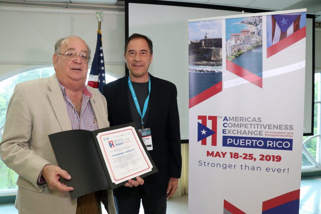 Se vincula la UANL con la Universidad Politécnica de Puerto Rico