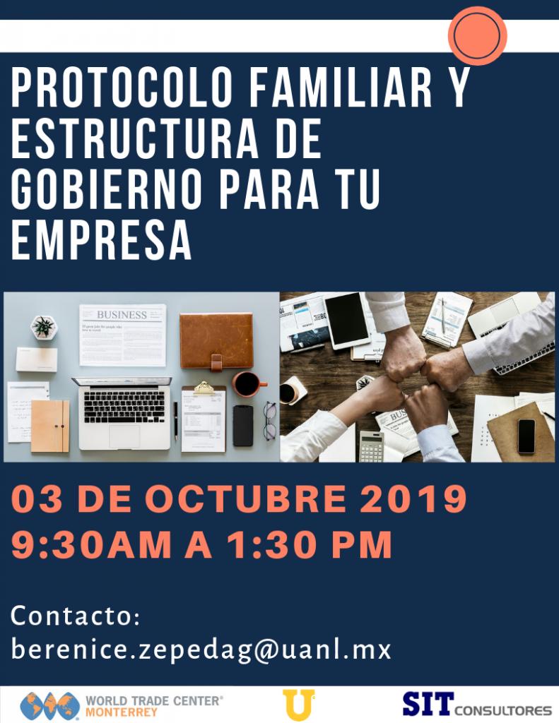 Protocolo Familiar y Estructura de Gobierno para tu Empresa