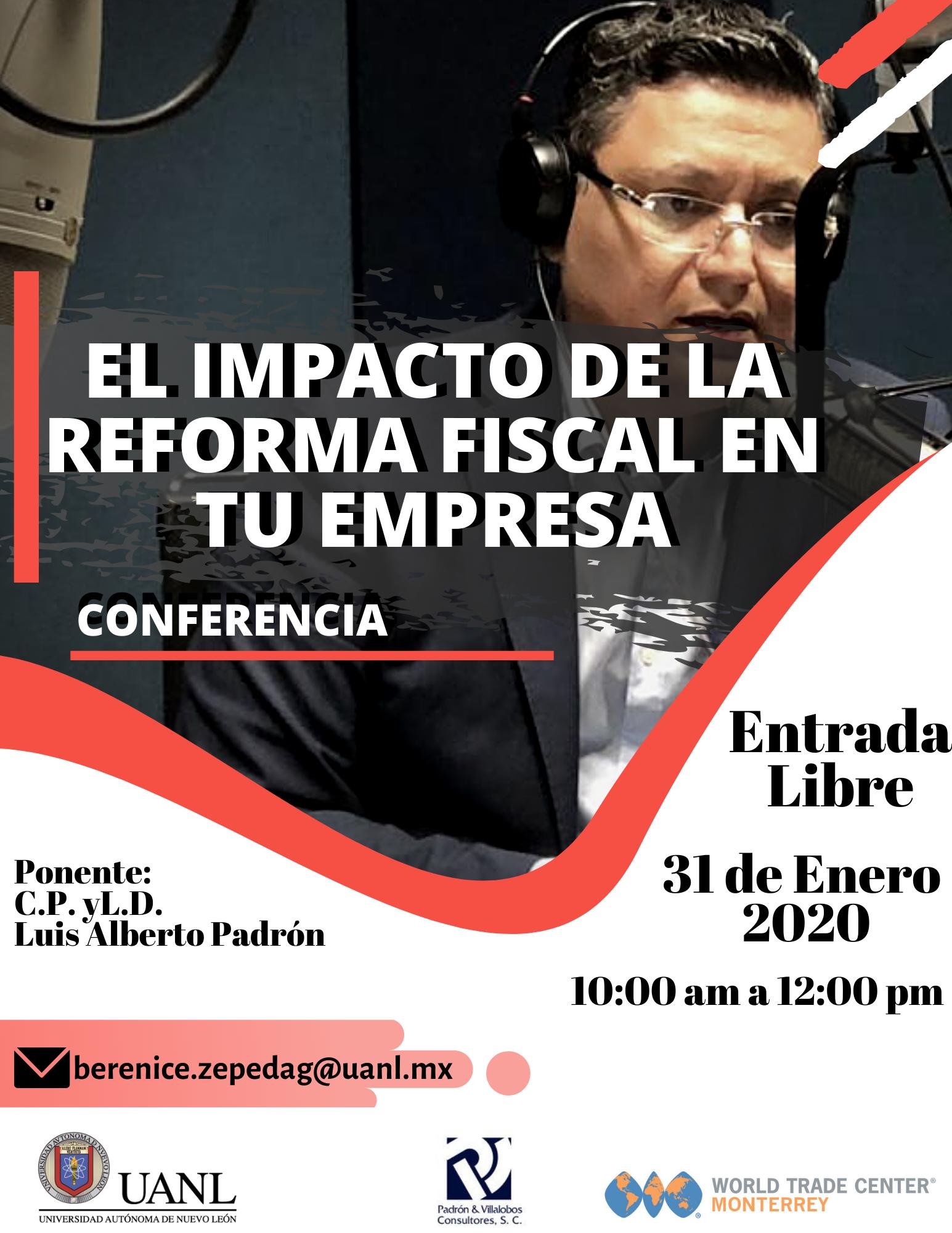 El Impacto por la Reforma Fiscal