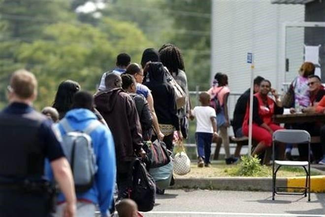 El Norte Aumenta migración en frontera canadiense