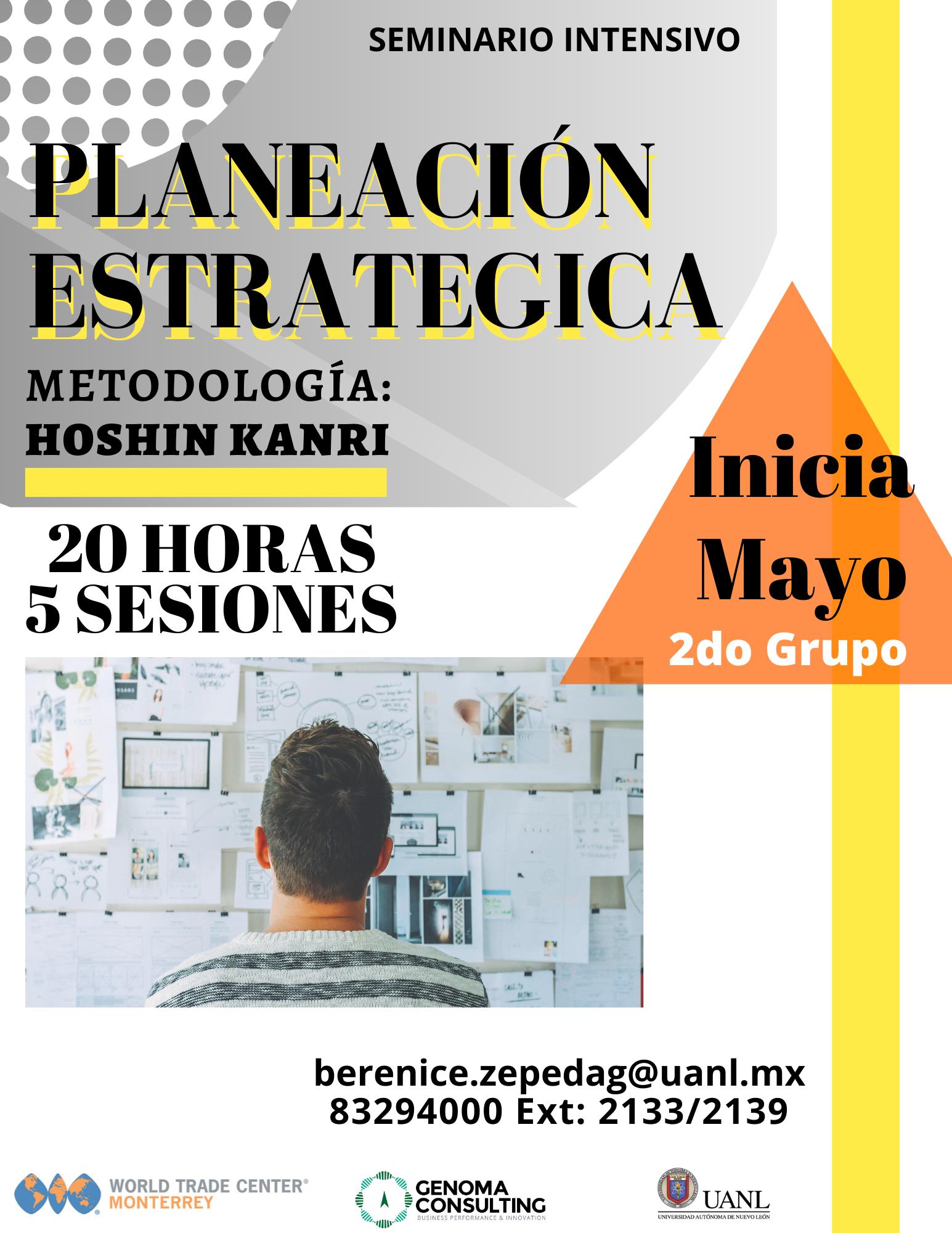 Seminario Intensivo: Planeación Estratégica