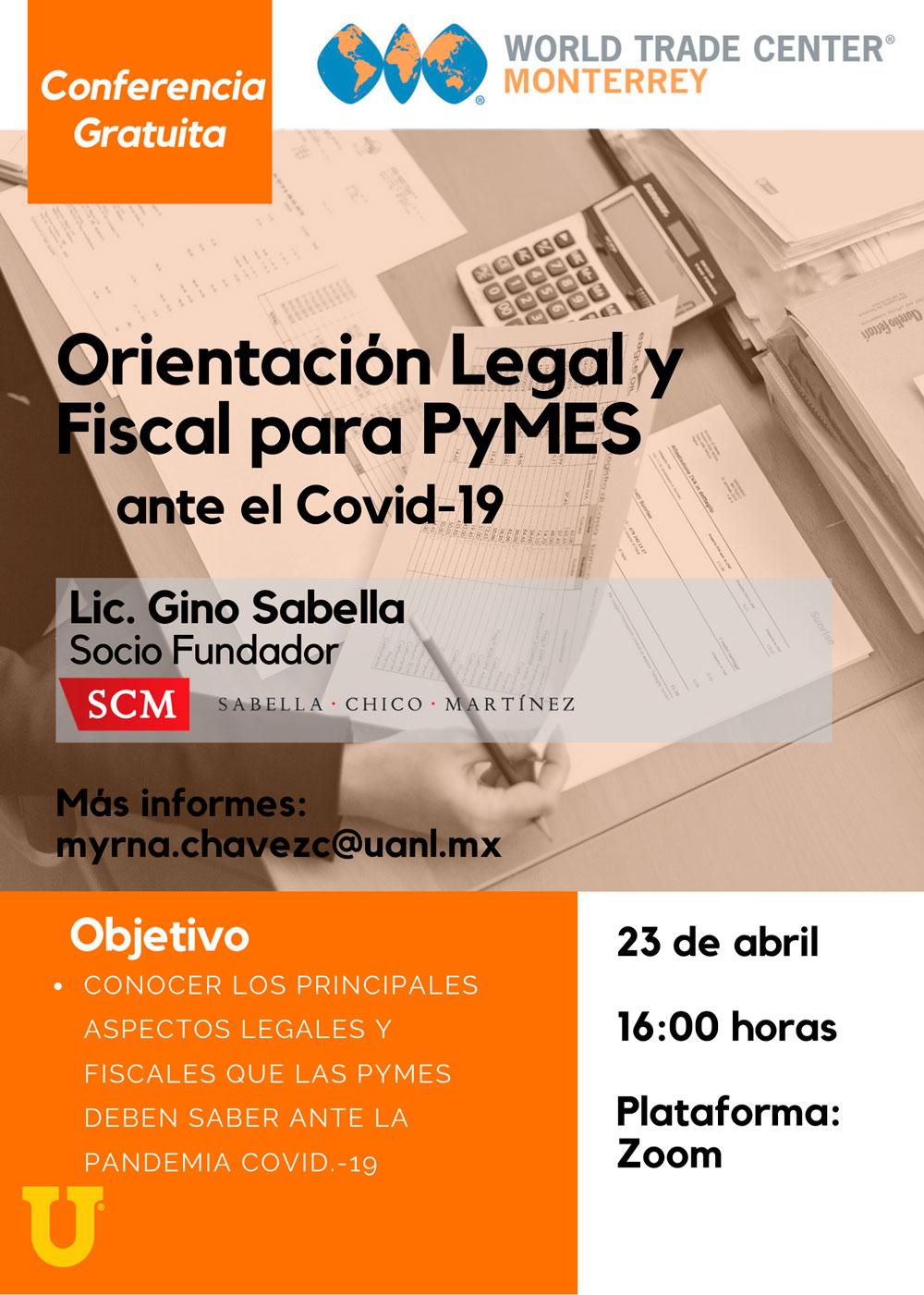 Orientación Legal y Fiscal para Pymes