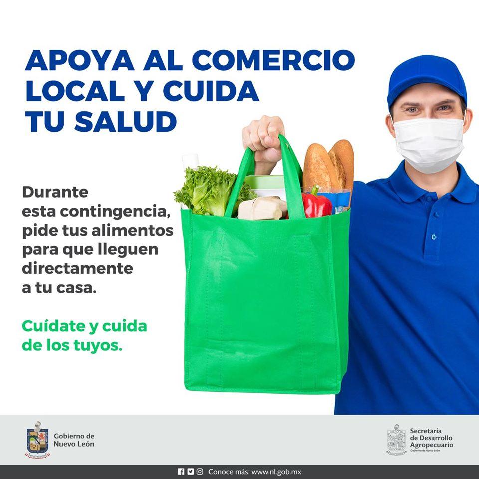 Apoya al Comercio Local