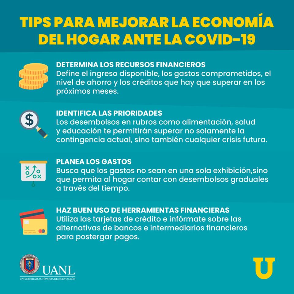 Consejos para mejorar la economía