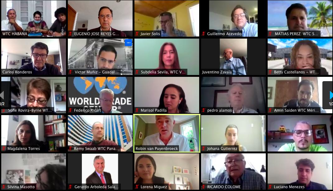 Reunión de los WTCs de América Latina