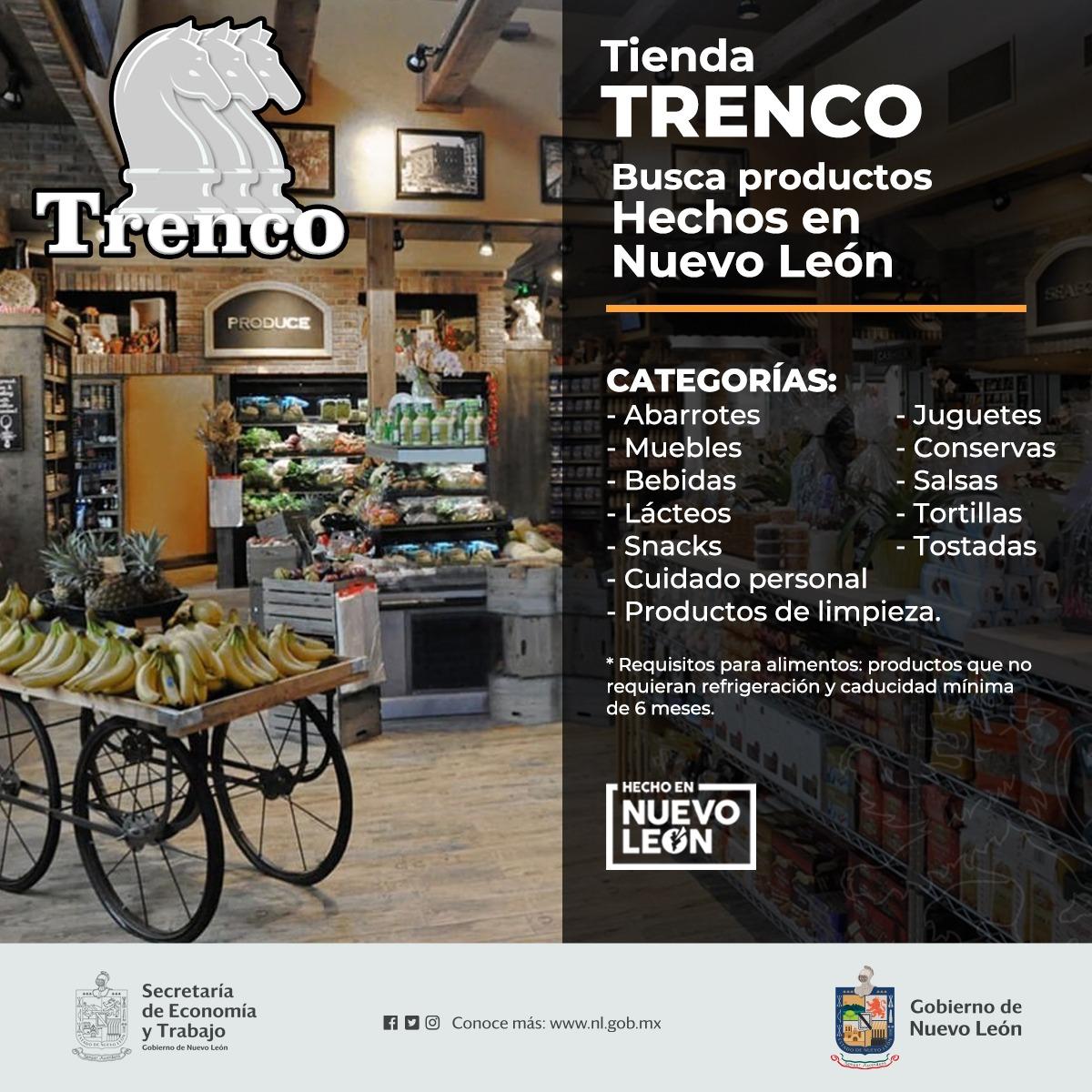 Tienda TRENCO Hechos en NL