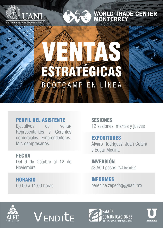 BootCamp Ventas Estrategicas 2020