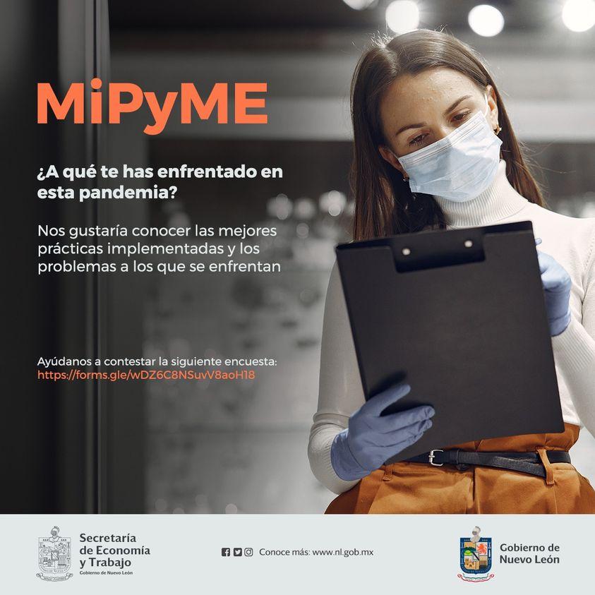 MiPyme A que te has enfrentado en esta pandemia