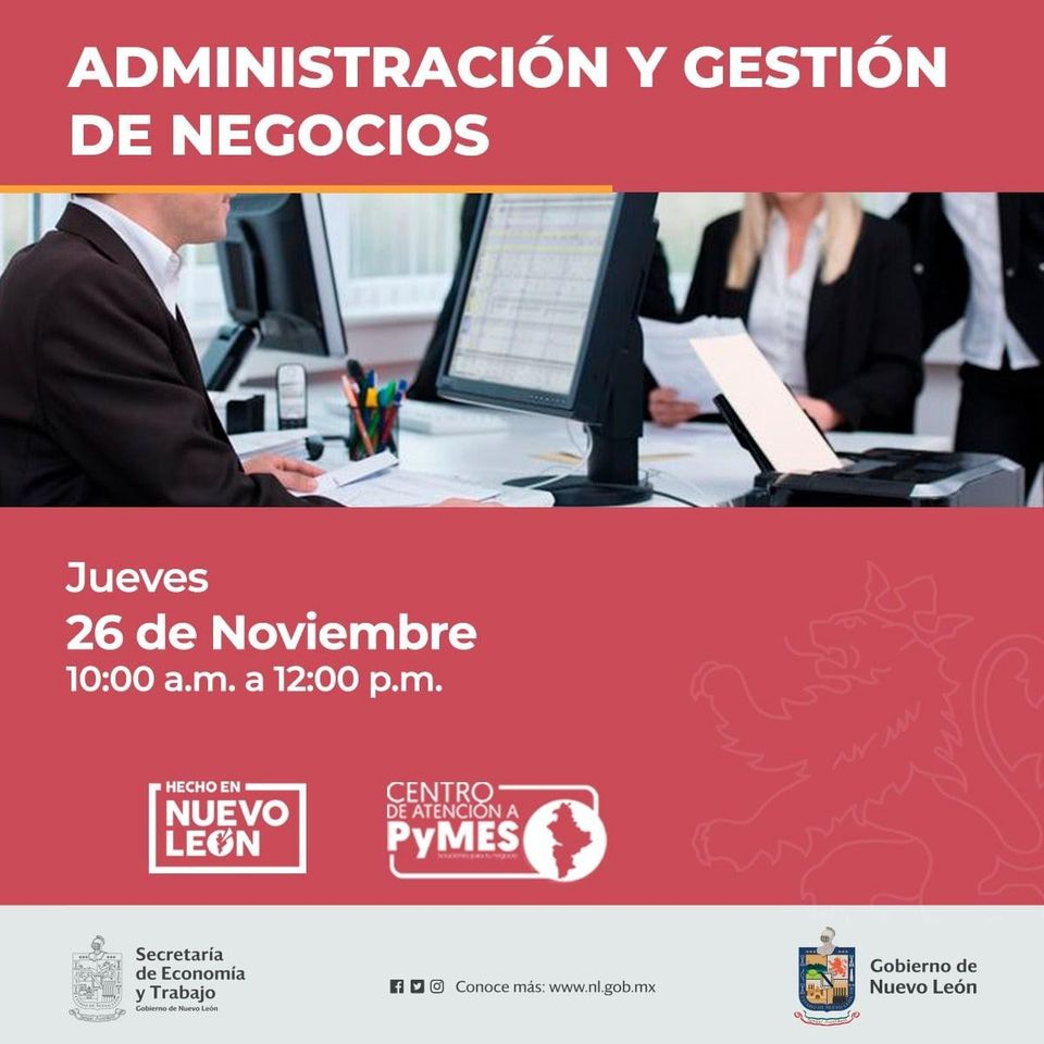Administracion y gestion de negocios