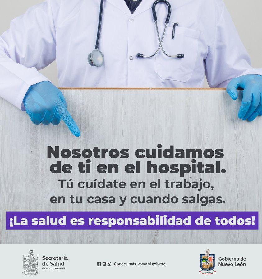 La Salud es responsabilidad de todos