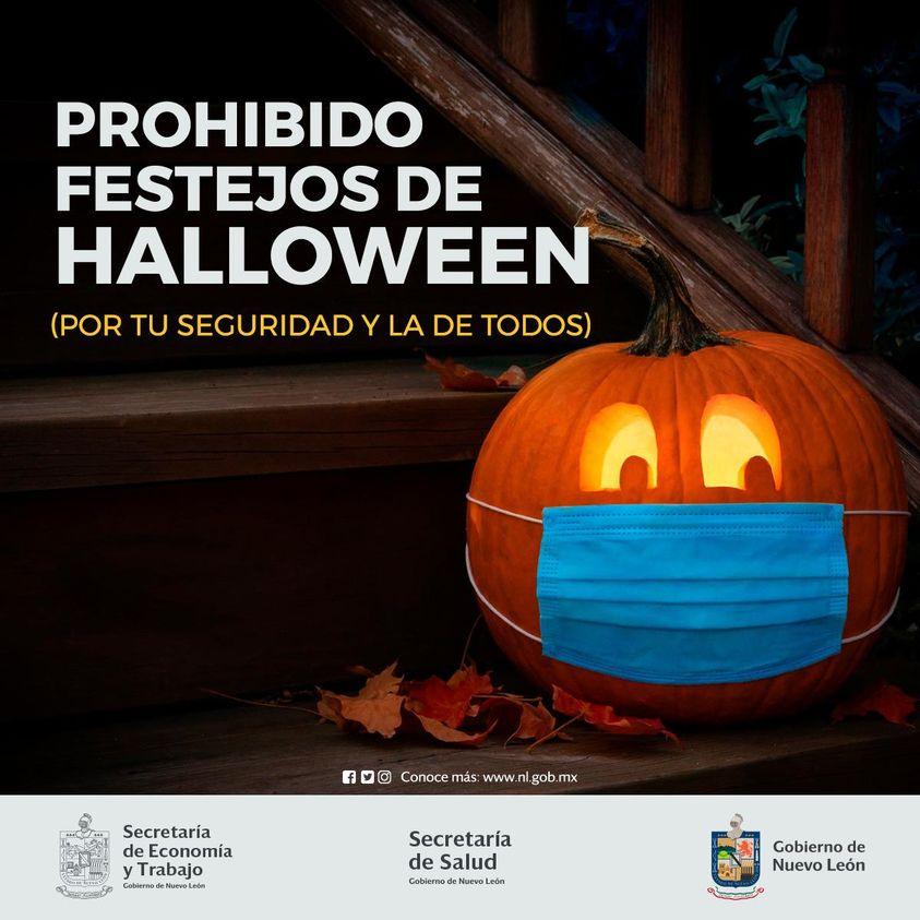 Prohibido Halloween