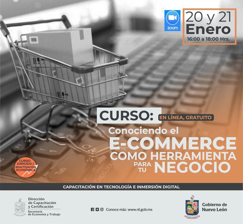 Curso conociendo el e-commerce