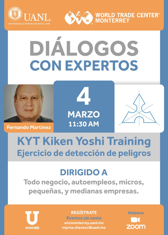 Diálogos con Expertos -KYT Kiken Yoshi Training