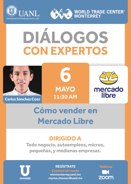 Diálogos con Expertos - Cómo vender en Mercado Libre