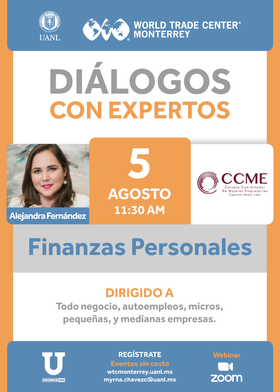Diálogos con Expertos -Finanzas Personales